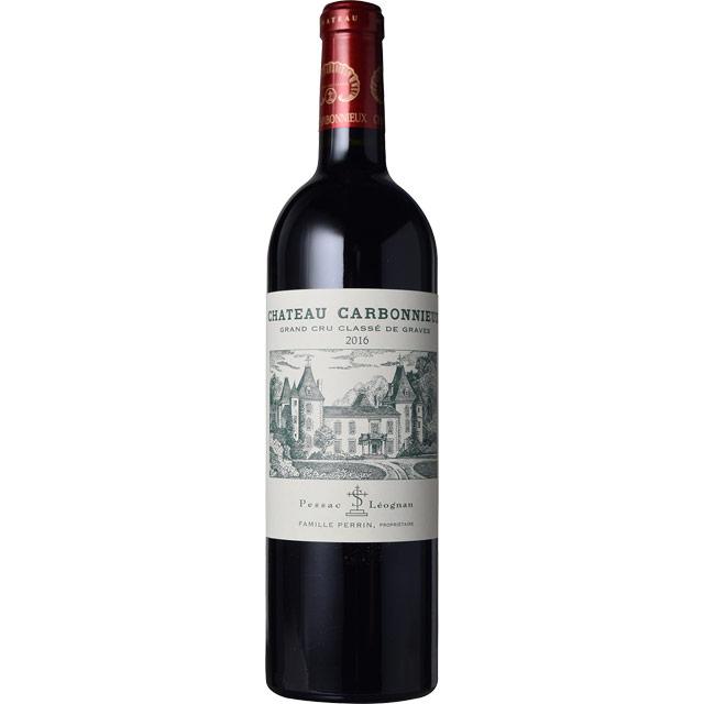 シャトー・カルボーニュ・ルージュ グラーヴ特選銘柄 2016 シャトー元詰 フランス ボルドー 赤ワイン 750ml