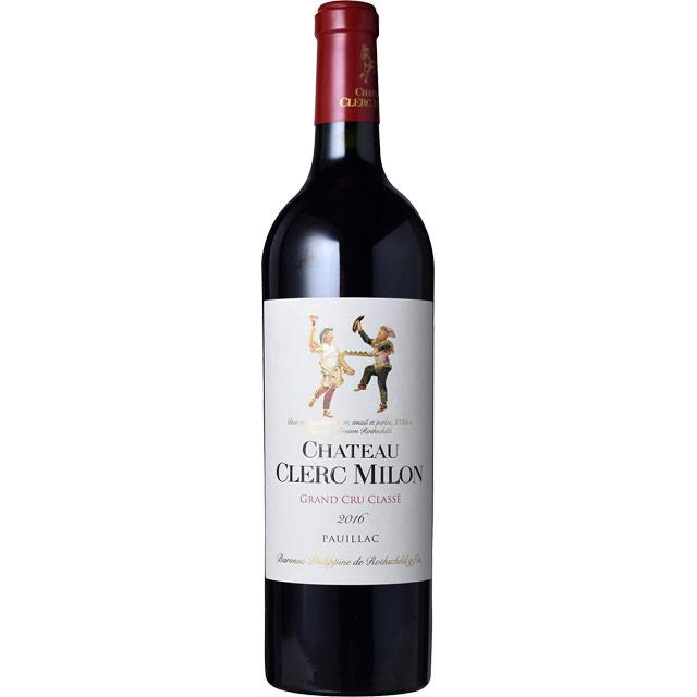 シャトー・クレール・ミロン 第5級 2016 シャトー元詰 フランス ボルドー 赤ワイン 750ml