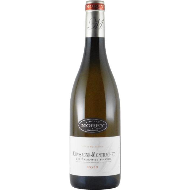 シャサーニュ・モンラッシェ ヴィエイユ・ヴィーニュ 2010 ヴァンサン・ エ ・ソフィー・ モレ フランス ブルゴーニュ 白ワイン 750ml