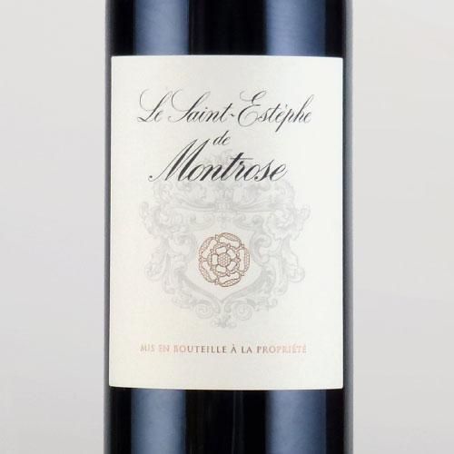 サンテステフ・ド・モンローズ 第2級 2012 シャトー元詰 フランス ボルドー 赤ワイン 750ml