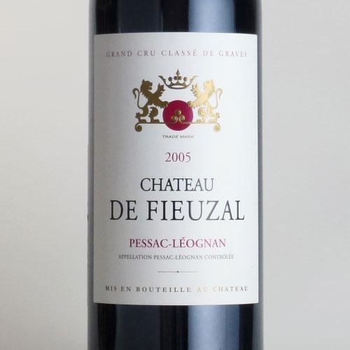 シャトー・ド・フューザル・ルージュ 2005 シャトー元詰 フランス ボルドー 赤ワイン 750ml