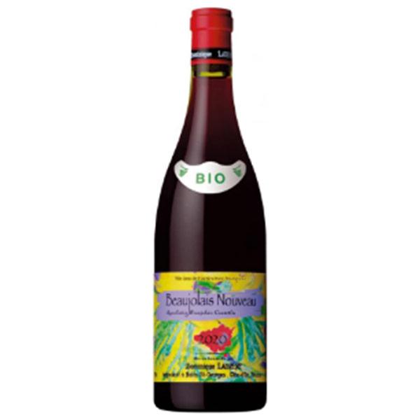 ボージョレ・ヌーヴォ 2020 ドミニク・ローラン フランス ブルゴーニュ 新酒赤ワイン 750ml