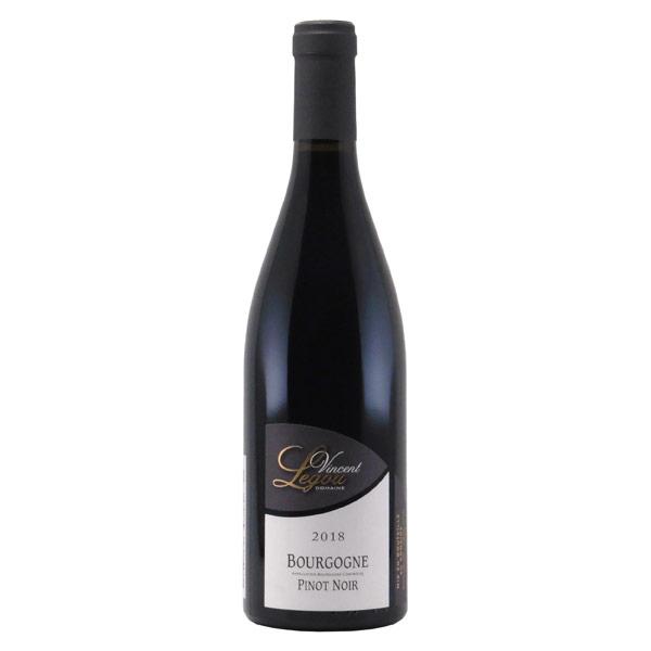ブルゴーニュ・ルージュ 2018 ヴァンサン・ルグー フランス ブルゴーニュ 赤ワイン 750ml
