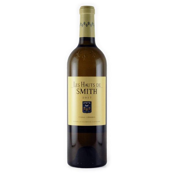 レ・オー・ド・スミス 2015 シャトー・スミス・オー・ラフィット フランス ボルドー 白ワイン 750ml