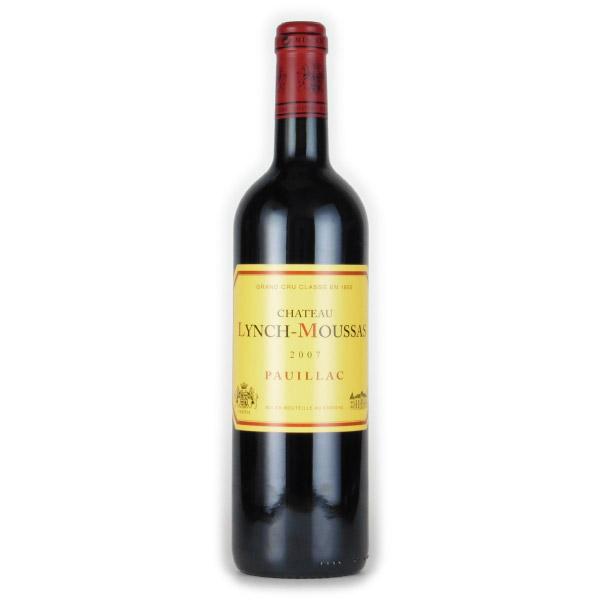 シャトー・ランシュ・ムーサ 格付け第5級 2007 シャトー元詰め フランス ボルドー 赤ワイン 750ml