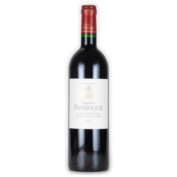 シャトー・フォンロック サンテミリオン・グラン・クリュ・クラッセ 2004 シャトー・クーテット フランス ボルドー 赤ワイン 750ml