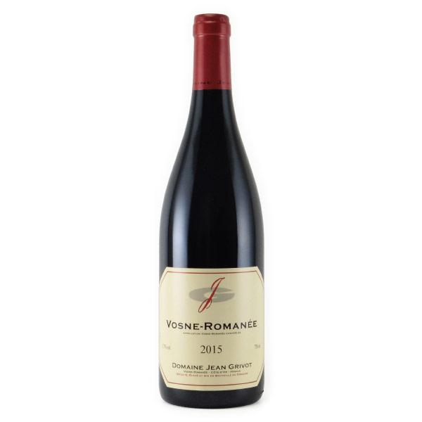 ヴォーヌ・ロマネ 2015 ジャン・グリヴォ フランス ブルゴーニュ 赤ワイン 750ml