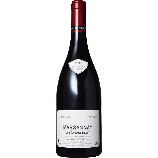マルサネ・グラス・テット 2019 ドメーヌ・コワイヨ フランス ブルゴーニュ 赤ワイン 750ml