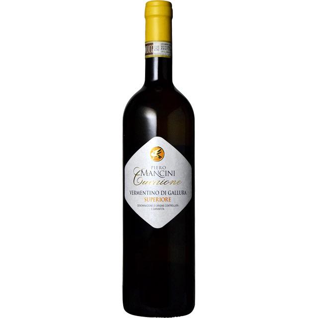ヴェルメンティーノ・ディ・ガッルーラ クカイオーネ 2020 ピエロ・マンチーニ イタリア サルディーニャ 白ワイン 750ml