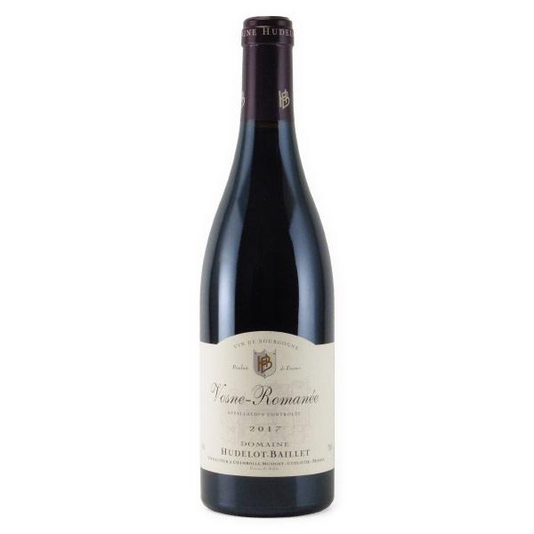 ヴォーヌ・ロマネ 2017 ユドロ・バイエ フランス ブルゴーニュ 赤ワイン 750ml