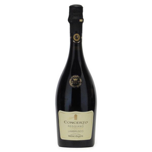 ランブルスコ・レッジアーノ・セッコ 2017 メディチ・エルメーテ イタリア エミリア・ロマーニャ 赤ワイン 750ml