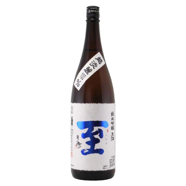 真稜・至(いたる)純米吟醸1800ml新潟県佐渡市逸見酒造