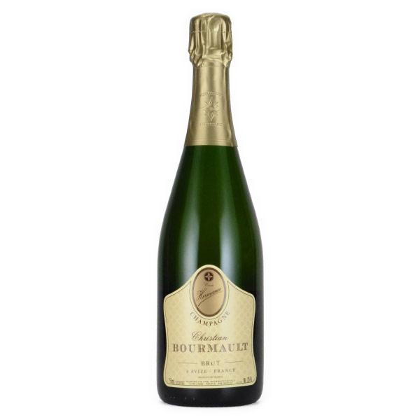 クリスチャン・ブルモー・ブリュット キュヴェ・エルマンス クリスチャン・ブルモー フランス シャンパーニュ 白ワイン 750ml