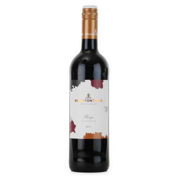 ベルフォンテーヌ ルージュ シャトー元詰 フランス ラングドック&ルーシヨン 赤ワイン 750ml