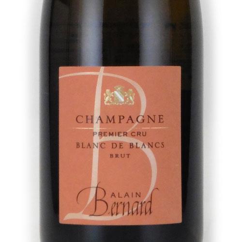 ブリュット・ブラン・ド・ブラン プルミエ・クリュ アラン・ベルナール フランス シャンパーニュ 白ワイン 750ml