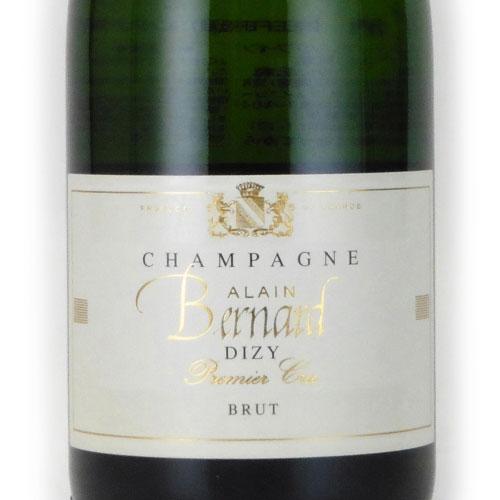 ブリュット・トラディション プルミエ・クリュ アラン・ベルナール フランス シャンパーニュ 白ワイン 750ml