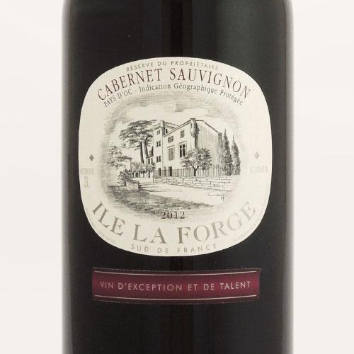 カベルネ・ソーヴィニヨン ラ・フォルジュ フランス ラングドック 赤ワイン 3000ml