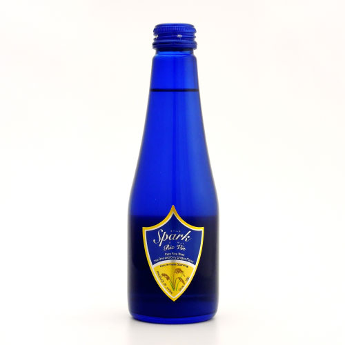 Spark Riz vin (スパーク・リ・ヴァン)発泡純米酒 長野県千曲錦酒造 250ml