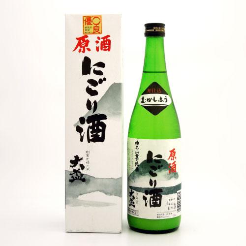 大盃 にごり酒原酒 群馬県牧野酒造 720ml