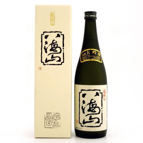 【ギフト最適品】八海山 大吟醸 新潟県八海醸造 720ml(ギフト箱入り)