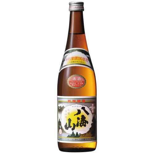 八海山普通酒 新潟県八海醸造 720ml