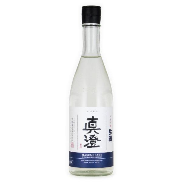 真澄 純米吟醸酒 生酒 長野県宮坂醸造 720ml