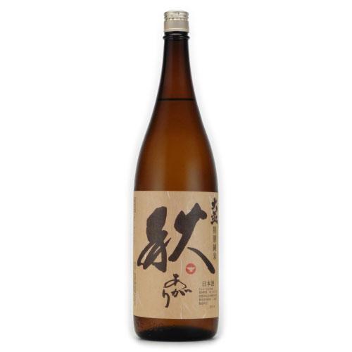 大盃 秋あがり 特別純米 生詰酒 秋期限定 群馬県牧野酒造 1800ml