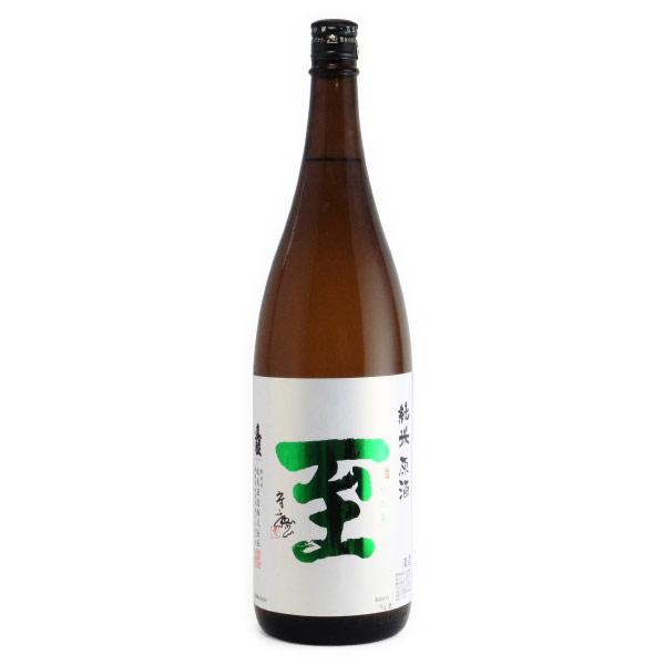 真稜・至(いたる) 純米原酒 無濾過 新潟県逸見酒造 1800ml