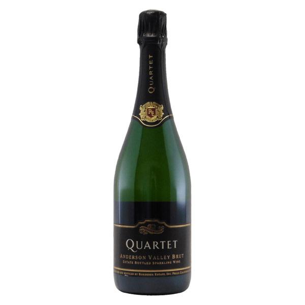 カルテット・アンダーソン・ヴァレー ブリュット ロデレール・エステート アメリカ カリフォルニア スパークリング白ワイン 750ml