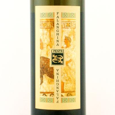 ファランギーナ 2010 イ・ペントリ イタリア カンパーニャ 白ワイン 750ml