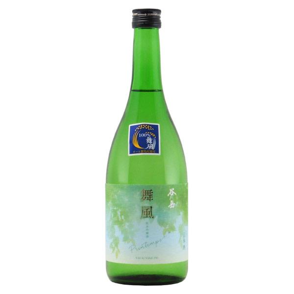 谷川岳 舞風 純米吟醸 群馬県永井酒造 720ml