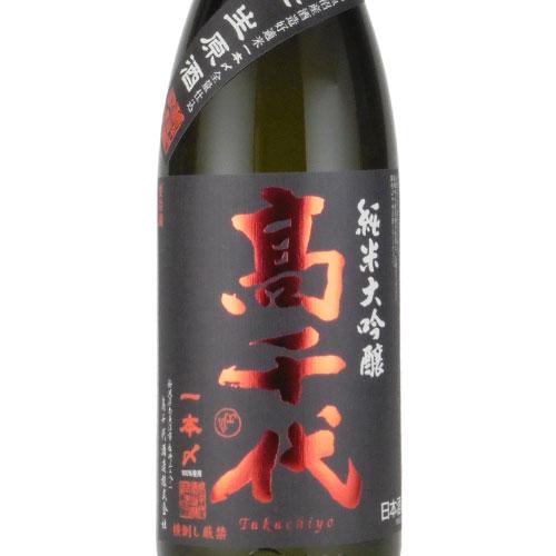 高千代 一本〆 純米大吟醸酒 無調整生原酒 新潟県高千代酒造 1800ml