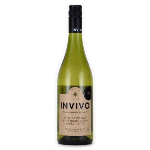 インヴィーヴォ ソーヴィニヨン・ブラン 2018 インヴィーヴォ ニュージーランド マールボロ 白ワイン 750ml