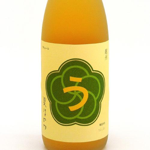 越州 夏ほのか うめ 720ml 新潟県朝日酒造