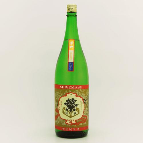 繁桝 生々 特別純米酒 福岡県高橋商店 1800ml