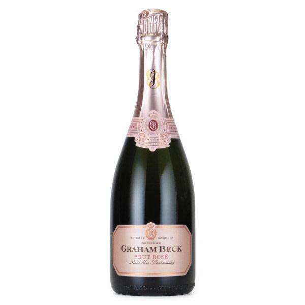 グラハム・ベック ブリュット・ロゼ グラハム・ベック・ワインズ 南アフリカ ウエスタン・ケープ スパークリングロゼワイン 750ml
