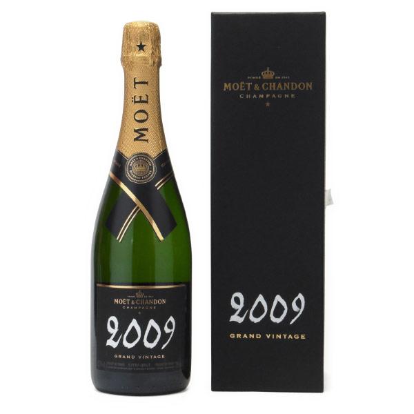 モエ・エ・シャンドン【白】 グラン・ヴィンテージ 2008 モエ・エ・シャンドン フランス シャンパーニュ 白ワイン 750ml