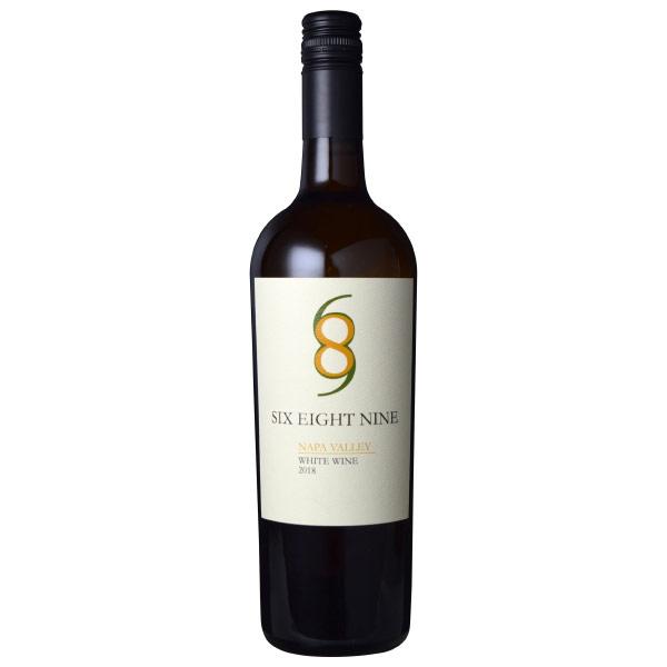 シックス・エイト・ナイン ナパ・ヴァレー ホワイト 2018 シックス・エイト・ナイン セラーズ アメリカ カリフォルニア 白ワイン 750ml