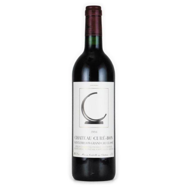 シャトー・キュレ・ボン グラン・クリュ・クラッセ 1994 シャトー元詰 フランス ボルドー 赤ワイン 750ml
