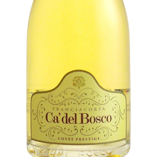 フランチャコルタ キュヴェ・プレステージ カ・デル・ボスコ イタリア ロンバルディア 白ワイン 750ml