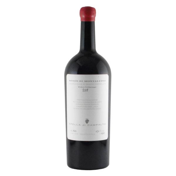 ロッソ・ディ・モンタルチーノ 2008 サン・ジュゼッペ イタリア トスカーナ 赤ワイン 1500ml