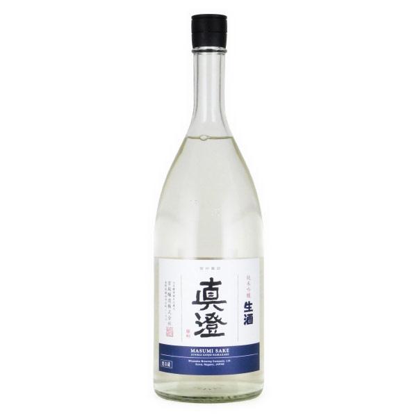 真澄 純米吟醸酒 生酒 長野県宮坂醸造 1500ml