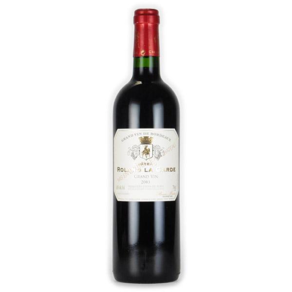 シャトー・ローラン・ラ・ギャルド グランヴァン 2003 シャトー元詰め フランス ボルドー 赤ワイン 750ml