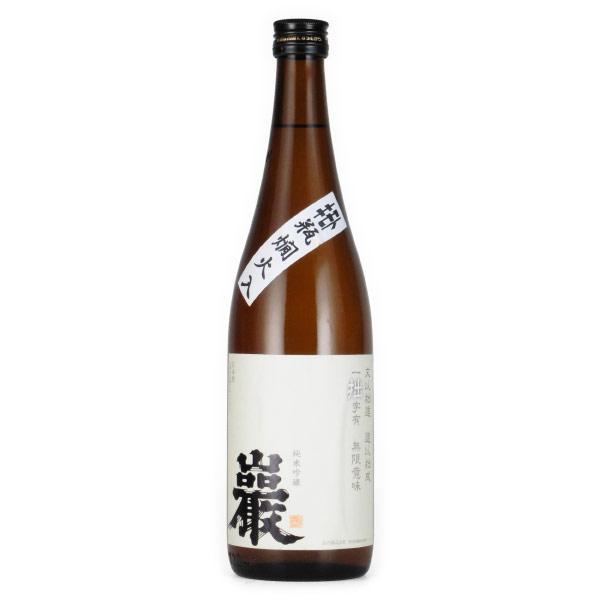 巌 拙(せつ) 純米吟醸火入れ 群馬県高井株式会社 720ml