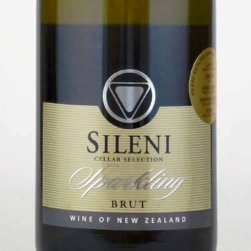 シレーニ・スパークリング・ブリュット シレーニ ニュージーランド ホークスベイ 白ワイン 750ml