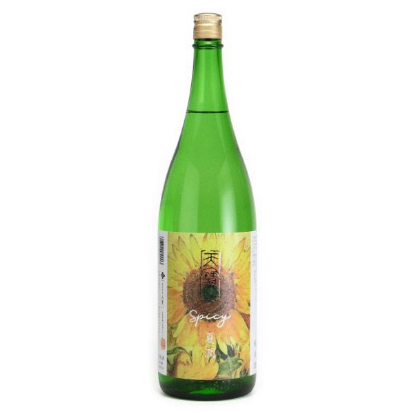 天寶一 SPICY夏潤 純米酒 広島県天寶一 1800ml