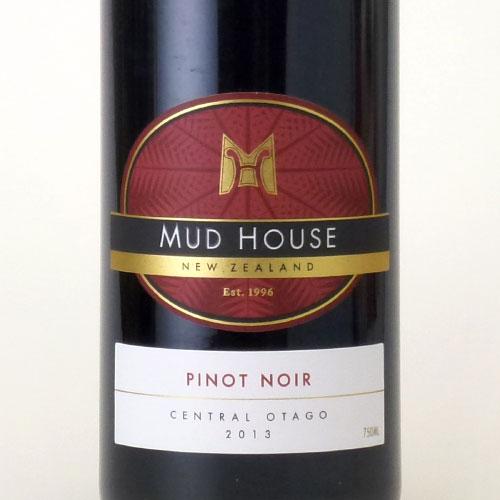 ピノ・ノワール セントラルオタゴ 2013 マッドハウス ニュージーランド セントラルオタゴ 赤ワイン 750ml