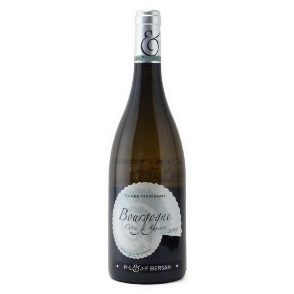 コート・ド・セール ブラン マリアンヌ 2015 ピエール=ルイ&ジャン=フランソワ ベルサン フランス ブルゴーニュ 白ワイン 750ml