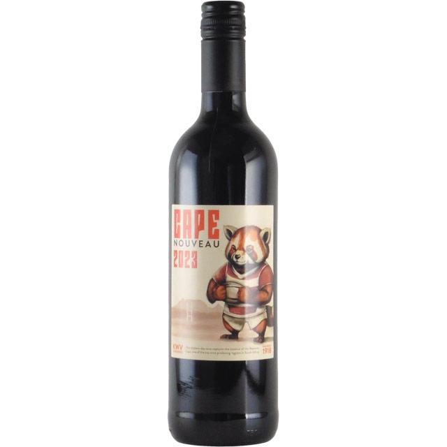 ケープ・ヌーヴォー赤 2016 KWV 南アフリカ 西ケープ州 赤ワイン 750ml