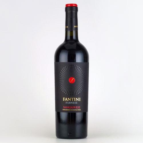ファンティーニ・サンジョヴェーゼ テッレ・ディ・キエティ 2013 ファルネーゼ イタリア アブルッツォ 赤ワイン 750ml